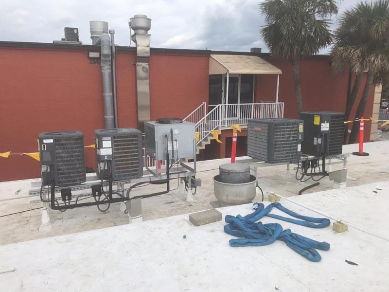 Ragtime - HVAC Systems Mechanical